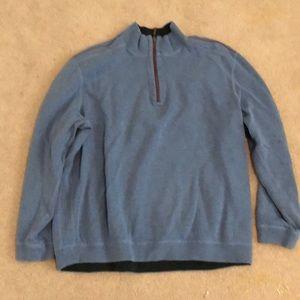 Tommy Bahama MENS XXL Reversible Sweater
